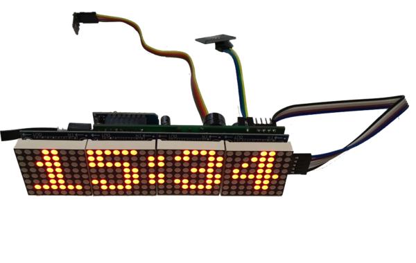LW Multifunctional clock KIT3