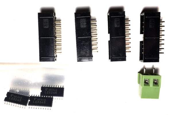 RGB Matrix Panel Shield for ESP32