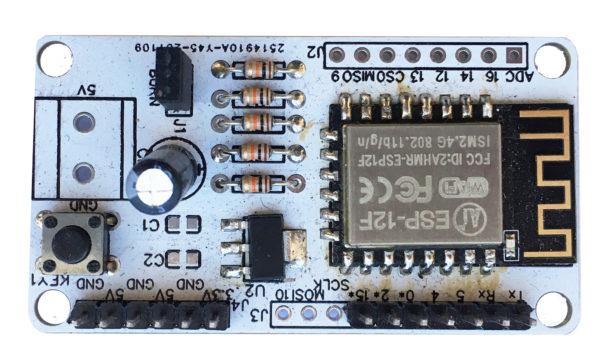 ESP-12E/12F Development Board
